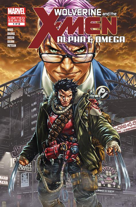 Wolverine & the X-Men: Alpha & Omega (2011) #1   Comic ...