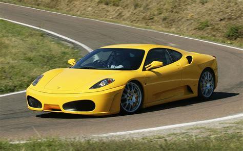 Ferrari F430 Highdefinition Desktop Wallpaper 6 - Auto