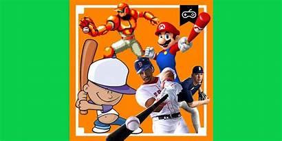 Baseball Nintendo Games Punch Tyson Mike 2005
