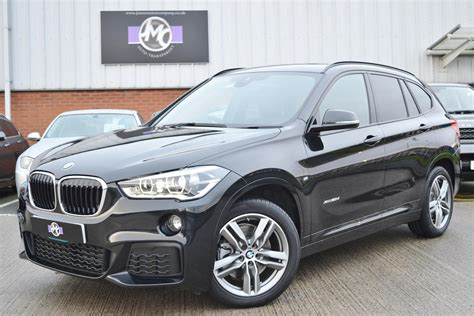 bmw x1 sport used 2016 bmw x1 xdrive20d m sport for sale in west pistonheads