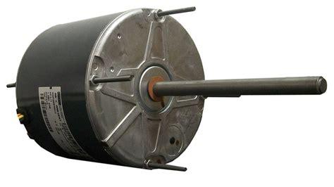 heat pump fan motor for a trane xe 1000 fan motor