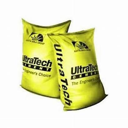 Cement Ultratech Bag Kg Type Per Packaging