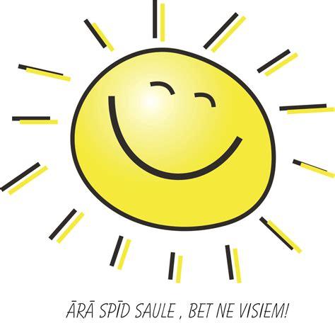 Ārā spīd saule , bet ne visiem! | Happy sun, Sunshine ...