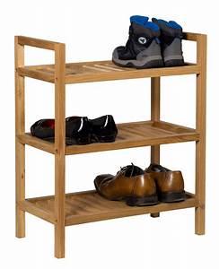 Narrow, 3, Tier, Stackable, Shoe, Rack
