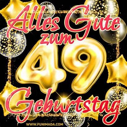 49 Geburtstag Gute Alles Zum Birthday 49th