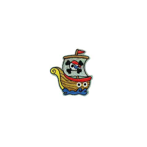 Pirate Party Boat by Pirate Party Iron On Patch Boat
