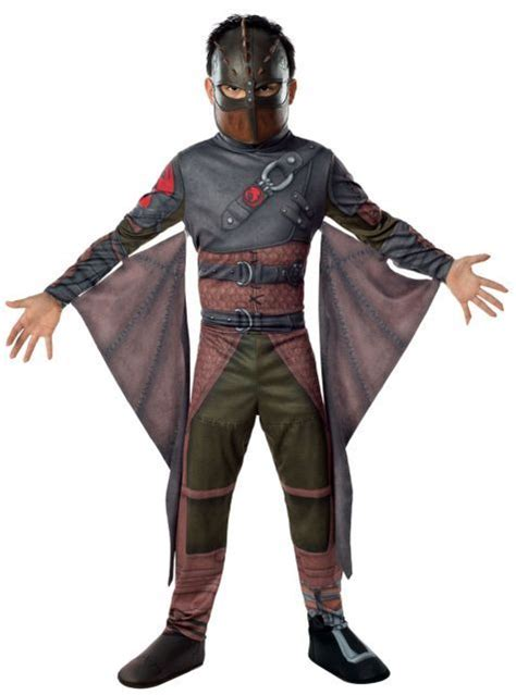 Boys Hiccup Costume How Train Your Dragon Party