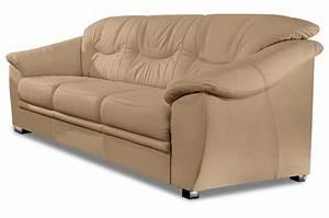 Sofa 3 2 1 Mit Schlaffunktion : leder 3er sofa savona mit schlaffunktion braun mit federkern sofas zum halben preis ~ Indierocktalk.com Haus und Dekorationen