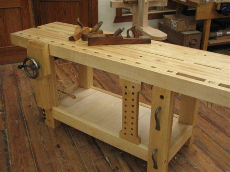 customized roubo workbench heritage school