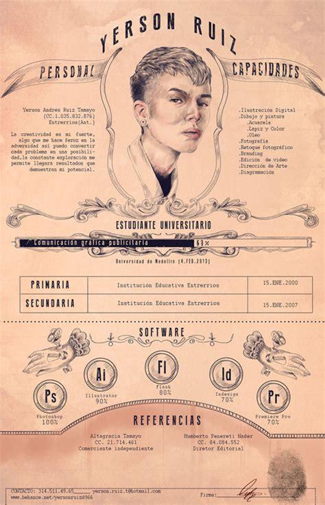 newest creative resume designs  inspiration
