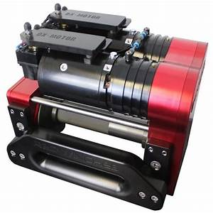 Red Winch Hornet 2  Ultimate Performance Winch