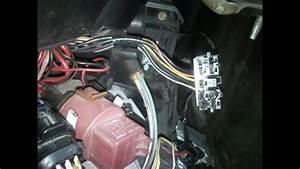 Reparatur Des Elektrischen Steckers Des Renault Heizung