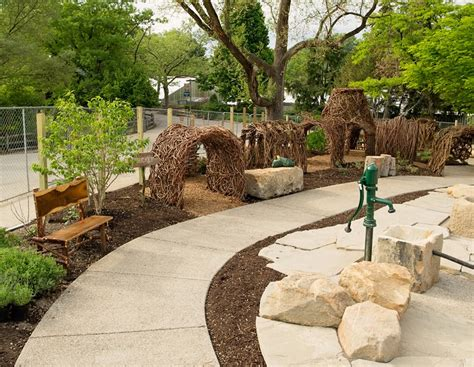 The Nature Discovery Area, Built By Kgk At Cleveland Metro