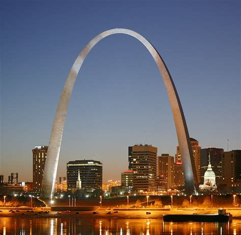 18 Interesting Facts About The Gateway Arch