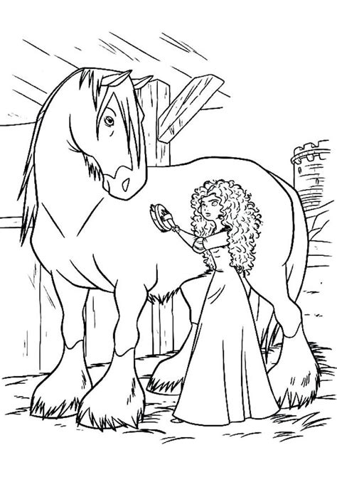 horse coloring pages    printable coloring page themes