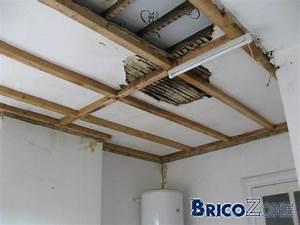 Faux Plafond Autoportant : quelle type de structure pour un faux plafond ~ Nature-et-papiers.com Idées de Décoration