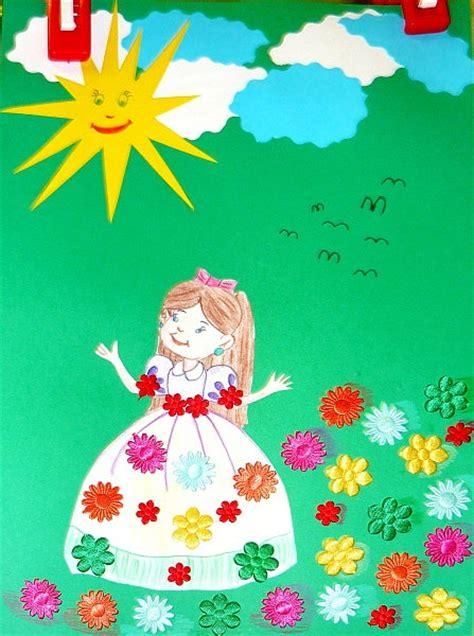 suknia pani wiosny praca krzysia p  rodzicami gr