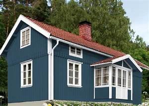 Fassadenfarbe Für Eternitplatten : fassadenfarbe farbpalette blau ~ Lizthompson.info Haus und Dekorationen