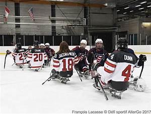 2017-18 National Para Hockey Team