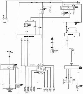 1975 Cj5 Wiring Diagram Distributor