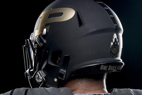 PHOTOS: Purdue unveils new uniforms for 2016 season