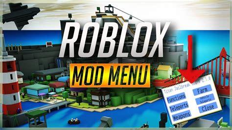 roblox mod menu hack latest apk   files