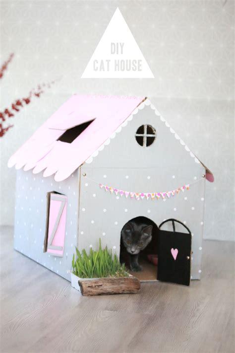 Diy  Cat House Babasouk