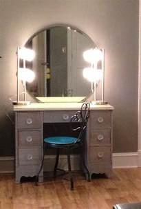 Vanity Makeup Desk with Lights