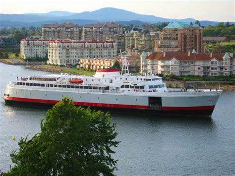 Car Ferry From To Angeles by Tylers Travel In On Vancouver Island