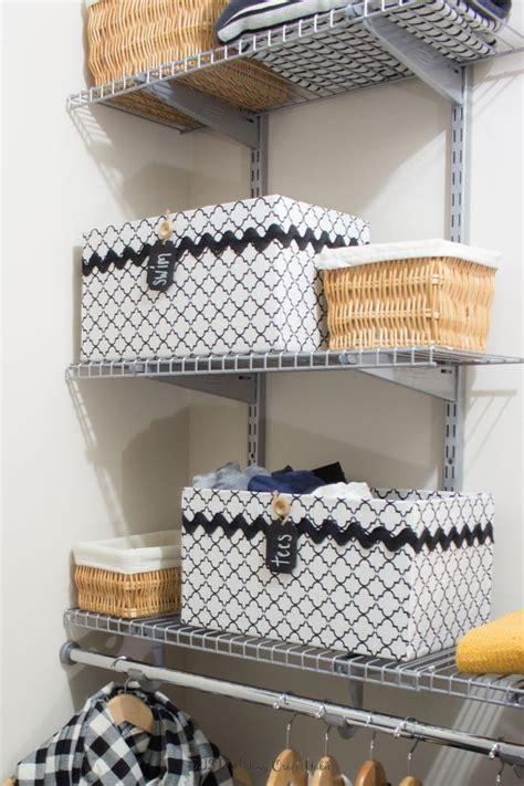 organizing a small kitchen upcycling a cardboard box into a stylish diy storage box 3788