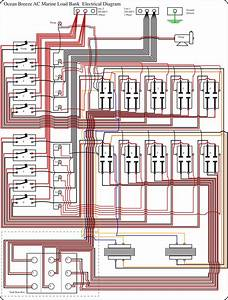 Marine Load Bank Wire Diagrams