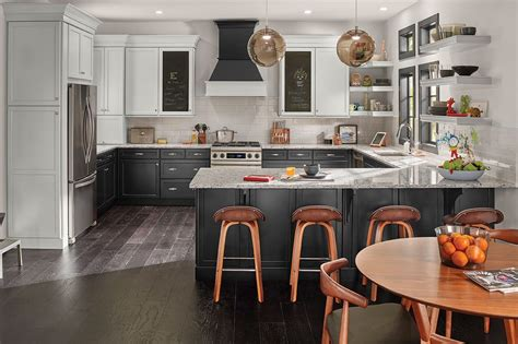 Kraftmade Cabinets by Best Kitchen Products 2017 Trends Report Kitchen Designs