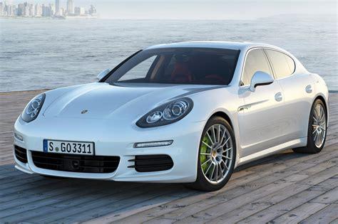 Used 2015 Porsche Panamera Hybrid Pricing