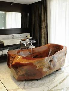 Sara Russell: wooden bathtubs