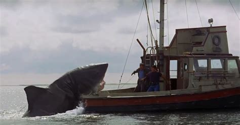 Jaws Boat Pic by Jaws Has Been Digitally Remastered Looks Stunning In Hd