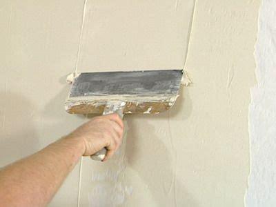 remove texture   wall scraper  joint