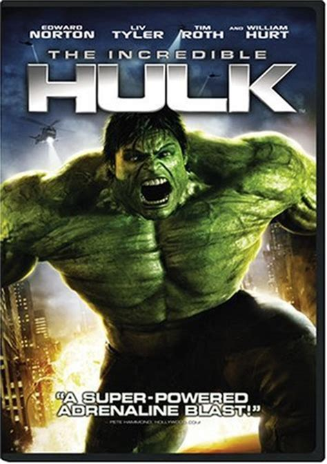 filmthe incredible hulk award annals