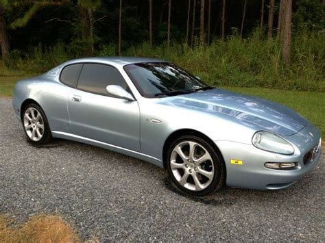 Maserati 2 Door Coupe by Buy Used 2004 Maserati Coupe Cambiocorsa Coupe 2 Door 4 2l