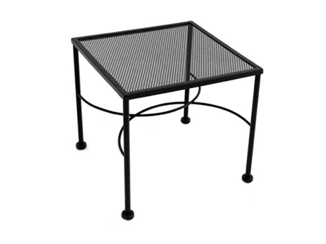 furniture replace glass table top with a metal grid one
