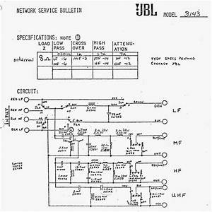 The Network Schematics Of Jbl  U30cd U30c3 U30c8 U30ef U30fc U30af U56de U8def U56f3 Sound Design Roxx