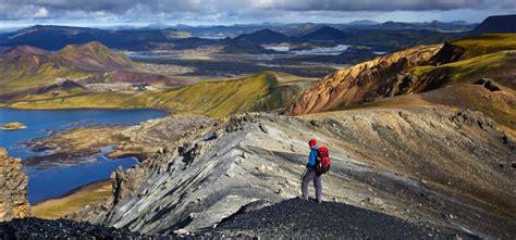 Fimmvörðuháls Hiking Trail