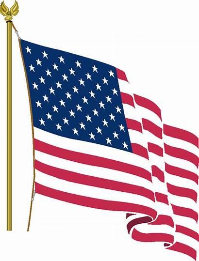 Flag American Printable Flags Clip Clipart Usa