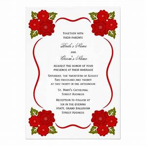 red wedding border clipart best With wedding invitations borders red