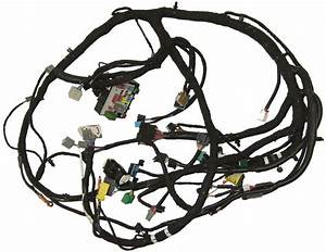 Gm Instument Panel Wiring Harness New Oem Discontinued Item 22926772
