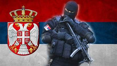 Serbian Kosovo Army Forces Special Uck Albanian