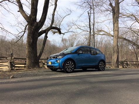 Electric Car Range 2017 by 2017 Bmw I3 Rex Drive Review Of Range Extended Electric Car