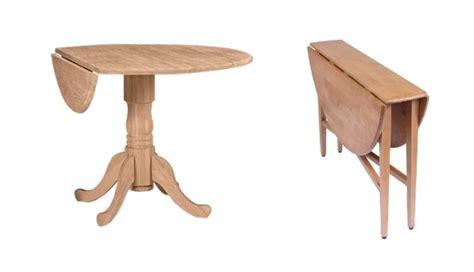 Kitchen Tables Hidden Leaves