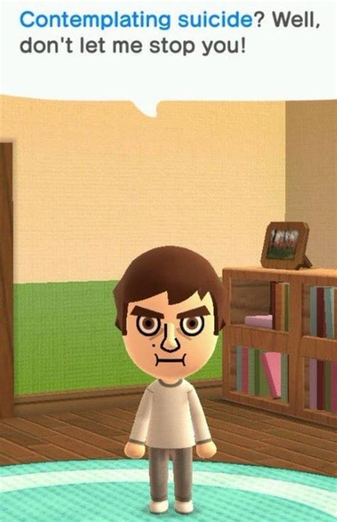 Miitomo Memes - edgy miitomo know your meme