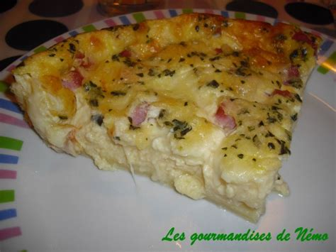 quiche sans p 226 te jambon basilic mozzarella les gourmandises de n 233 mo