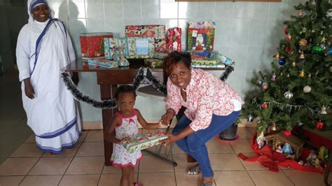 cox kares donation of christmas gifts cox company